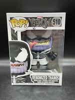 Funko Pop! Marvel: Marvel Venom - Thanos #510