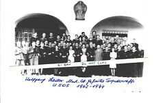 Wolfgang Schiller,U-505, Torpedowaffe,Kriegsmarine, Signed Crew Photo, U-Boat