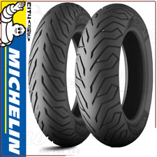 Pneumatici moto coppia gomme SH 125/150 Michelin City Grip 100/80/16 - 120/80/16