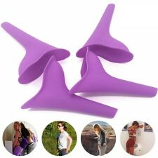 Portable Female Ladies Urinal Funnel Camping Travel Toilet Stand Pee Device US