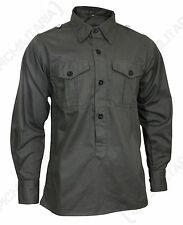 Button Down Military Casual Shirts & Tops for Men