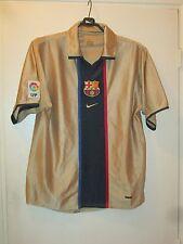 Maillot jersey shirt camiseta trikot BARCELONA BARCELONE BARCA 2001-2003 Away