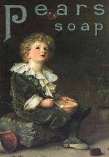 QUALITY CANVAS ART PRINT * PEARS SOAP Bubbles