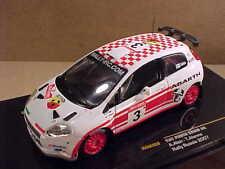 Ixo #RAM289  1/43 Diecast Fiat Punto S2000, '07 Rally Russia, #3, Alen & Alanne