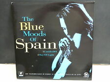 SPAIN Blue moods of spain Untitled / ray of light TRANSMUSICALES RENNES PROMO