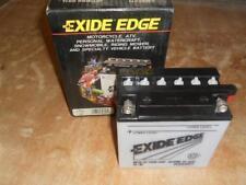 New Motorcycle Battery Exide Edge 9B  N329BY