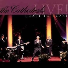 Live: Coast to Coast by The Cathedrals (CD, Apr-2001, Cathedral Records)