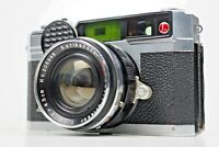 Rare! {Exc+++++} PETRI E.Bn 35mm Rangefinder Film Camera 4.5cm f/1.9 From Japan