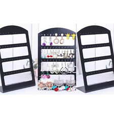 Fashion Jewelry Display Holder L Style Organizer Earrings Display Stand Tool UUM