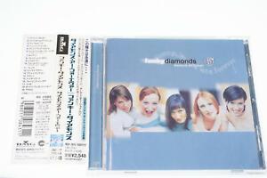 FUNKY DIAMONDS DIAMONDS ARE FOREVER JAPAN CD OBI A14166