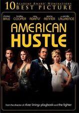 American Hustle 0043396428560 With Christian Bale DVD Region 1