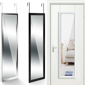 """43"""" Long Wall Mirror Over Door Full Length Bedroom Bathroom Hanging Dress Mirror"""
