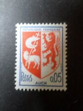 FRANCE - 1966, timbre 1468, Armoiries Auch, neuf**