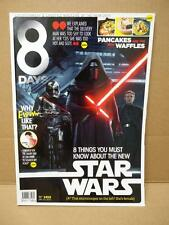 8 Days Celebrity Singapore Magazine Star Wars Lightsaber Stormtrooper (8D1312)