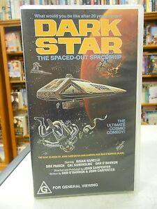 Dark Star VHS Movie- John Carpenter