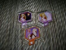 Disney Infinity Power Disc Rapunzel'S Birthday Sky + Kingdom + Maximus Tangled