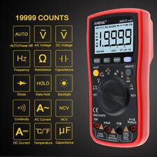 Tool- AN870 19999 Counts True-RMS Range Digital Multimeter AC/DC Voltage Meter