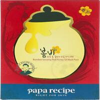 [PAPA RECIPE] Bombee  Ginseng Red Honey Oil Green Honey (10 of 1box)