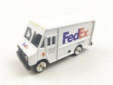 FedEx Truck Diecast Car Model Toy  7.8CM
