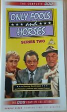 Only Fools And Horses Complete Series 2 Double VHS Video Pal New Sealed