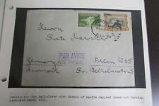 Philippines Stamps Early Specialized Cover Collection