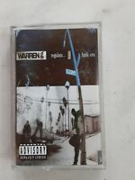 WARREN G Regulate... G Funk Era TAPE Cassette 1994 Gangsta RAP Hip-Hop Dr. Dre
