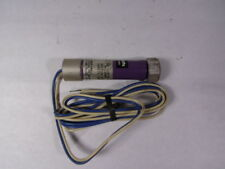 "Honeywell Binette C7027A-1049 Mini Peeper UV Flame Sensor 1/2"" NPT 0-215F USED"