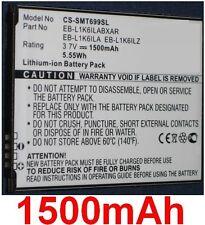 Batterie 1500mAh type EB-L1K6ILA EB-L1K6ILZ Samsung SGH-T699 Galaxy S Relay 4G