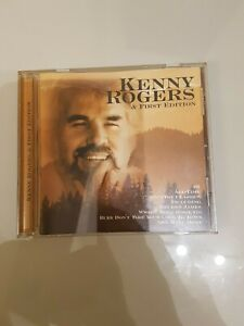 KENNY ROGERS & FIRST EDITION (CD 1999)