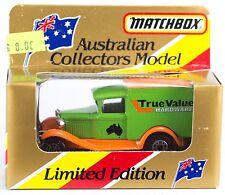 Matchbox Australian True Value Hardware MB 38 Ford Model A New In Box