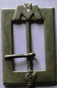 FIBBIA PER CINTURONE WW2 Gil Ventennio