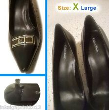 "Pair of ""Calvin Klein"" Collection [Women's Shoes] Kidskin Dress Pump, Black, New"