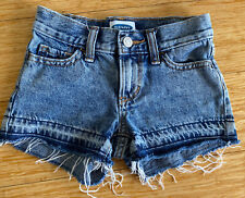 Old Navy Girls Denim Jeans Shorts Size 6