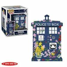 BOX DAMAGED FUNKO POP VINYL DOCTOR WHO CLARA MEMORIAL TARDIS 227