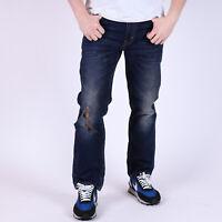 Levi's 511 Slim Fit Blau Festive Herren Jeans 33/30