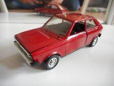 Polistil VW Volkswagen Polo 1 in Red on 1:25