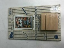 Topps Collectable 1986 Porcelain Bo Jackson Rookie Limited Edition No Royals MLB