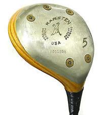 Graphite Shaft Fairway Wood Stiff Right-Handed Golf Clubs