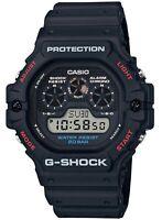 Casio Men's Quartz G-Shock Water Resistant Digital Rubber Watch DW-5900-1DR