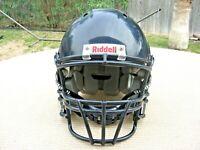 Youth Large Black Youth Revolution Pro Riddell Football Helmet
