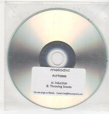 (ET630) Patterns, Induction / Throwing Stones - DJ CD