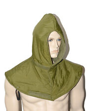 NEW Sleeping bag HOOD Genuine German Army Spare Hood Green Liner windproof