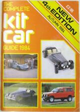THE COMPLETE KIT CAR GUIDE 1984 (NEW FOURTH EDITION AUTUMN 1984) Peter Filby