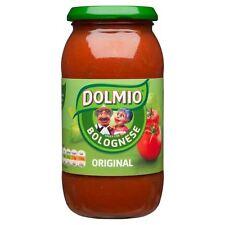 Dolmio Original Bolognese Sauce - 500g - Single Jar (500g x 1 Jar) (17.64 oz x1)