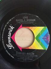 Barbara Acklin - Love Makes A Woman - Brunswick Records 55379