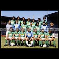 #phs.011799 Photo EQUIPE AS SAINT-ETIENNE 1979-1980 FOOTBALL TEAM