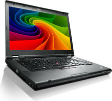 Lenovo ThinkPad T430S i5 2.60GHz 8GB 320GB NVIDIA 1600x900 DVD Cam Win10 Ware A