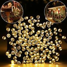 200 LED Solar Power Fairy String Xmas Lighting Party Lights Garden Waterproof