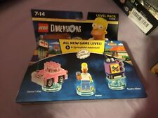 Lego Dimensions Level Pack The Simpsons 71202  New & Sealed