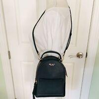 Kate Spade (WKRU5984) Cameron Saffiano Leather Mini Convertible Backpack Bag
